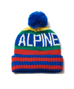 Image is loading Polo-Ralph-Lauren-Beanie-Hi-tech-ALPINE-Cuff- 6a6e1ae65a8