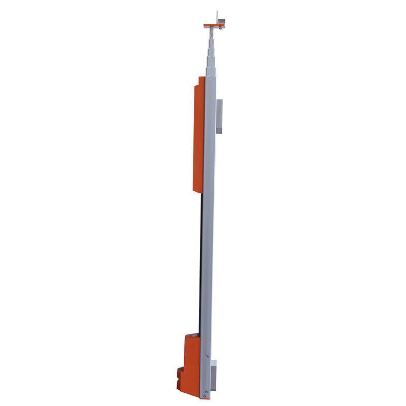 Nedo mEsstronic 0.1 Digitalmessstab (Auflösung: 0.1mm) digitaler Meßstab Maßstab