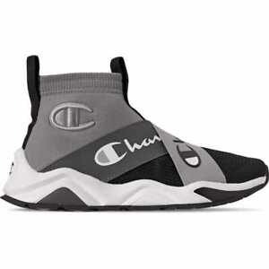 Men-039-s-Champion-Rally-Crossover-Casual-Shoes-Concrete-Black-CP100165-030