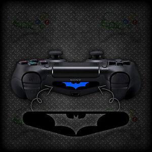 2x Playstation 4 Ps4 Controller Light Bar Batman Vinyl Decal Sticker Mod Skin-afficher Le Titre D'origine 2e4lpthg-07184145-250291952