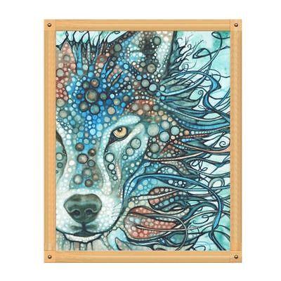 Animals DIY 5D Full Diamond Painting Rhinestone Cross Stitch Craft Home Decor