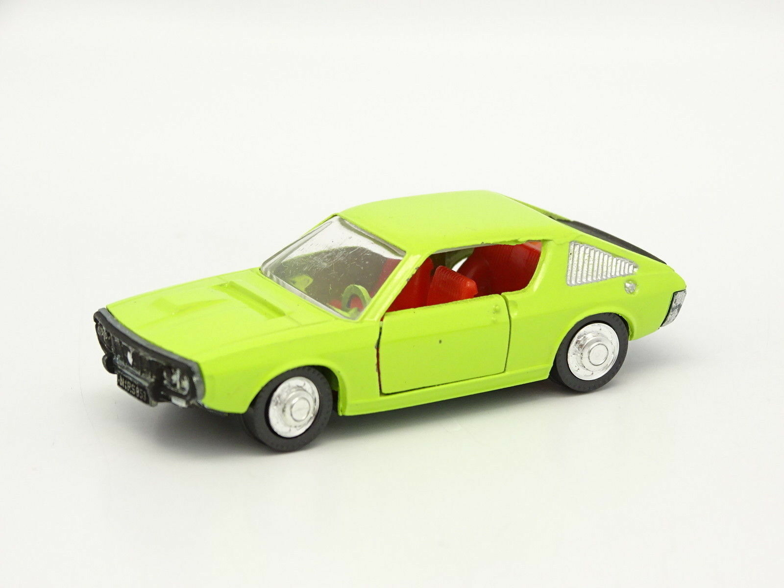 Norev Mini Jet 1 66 - Renault 17 Coupe green