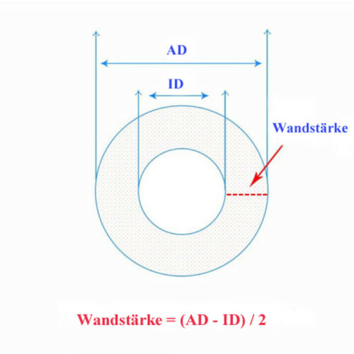 Transparent Food Grade Peristaltik Pumpen Siliconschlauch Tube ID0.8~12.7mm