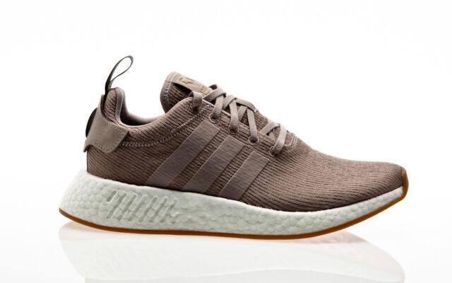 5a334a7ebf98d adidas Originals NMD R2 Boost Vapor Grey Men Running Shoes SNEAKERS ...