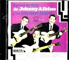 JOHNNY ALBINO Y SU TRIO SAN JUAN  EPOCA DE ORO VOL.2 CD