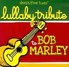 Lullaby Tribute to Bob Marley Audio CD 2013