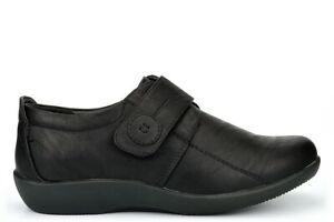 Womens Wide Fit Shoes Ladies Extra Wide
