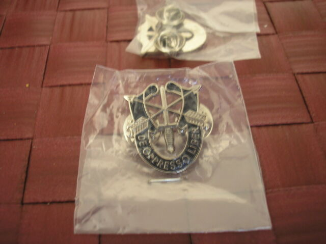 ARMY HAT PIN - SPECIAL FORCES CREST