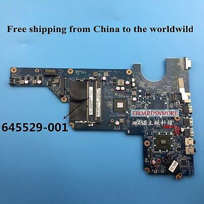 HP G4 G6 G7 DA0R24MB6F0RF0 AMD  E-350 motherboard  645529-001