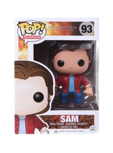 Supernatural Sam Vinyl Figure Item #3735 Funko Pop TV