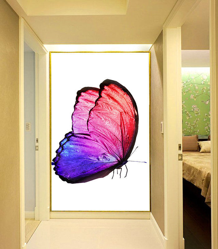 3D Pretty Butterfly 877 Wall Paper Wall Print Decal Wall Deco Wall Indoor Murals