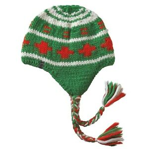 bd0aabde52a Image is loading The-North-Face-Boulder-Peruvian-Beanie-Flashlight-Green-