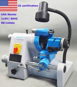 110V 60HZ U3 Universal Cutter Grinder Sharpener End Mill//Twist Drill Tool Cutter