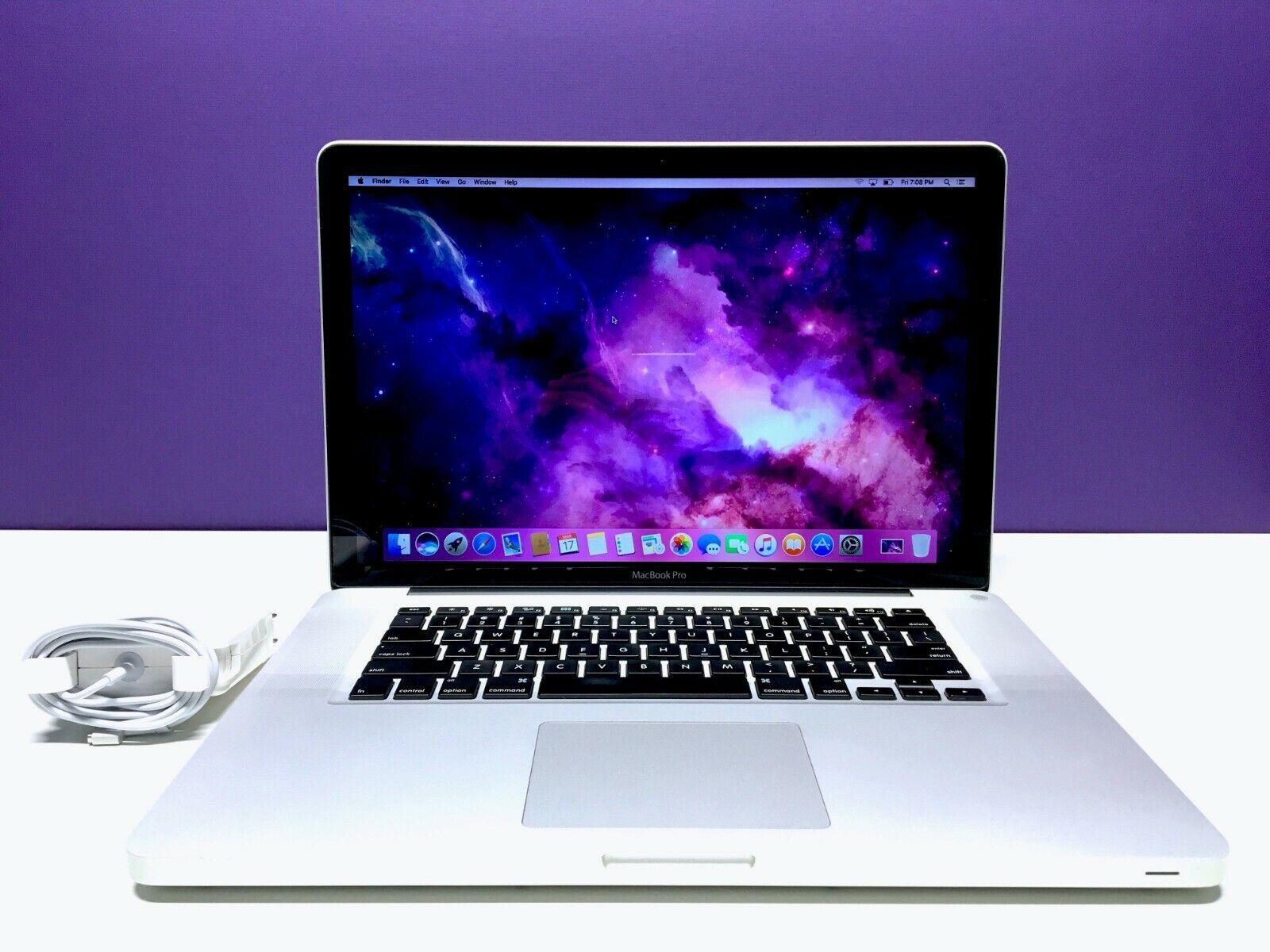 Apple MacBook Pro 15 Pre-Retina inch Laptop | QUAD CORE i7 | 16GB RAM | 1TB SSD!. Buy it now for 689.00
