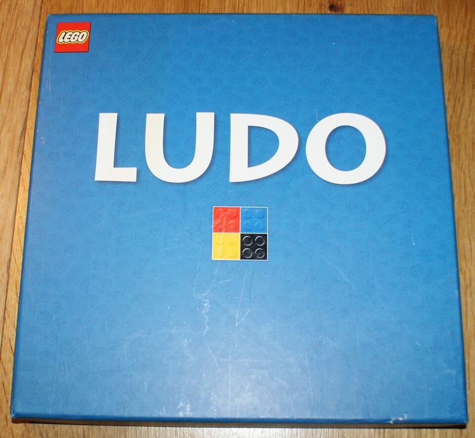 Lego andet, Ludo spil for Lego fans