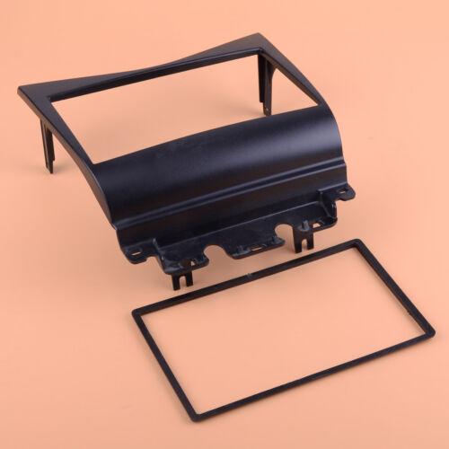Car 2 Din Stereo Radio Fascia Panel Frame CD Dash Kit For Honda Accord 2003-2007