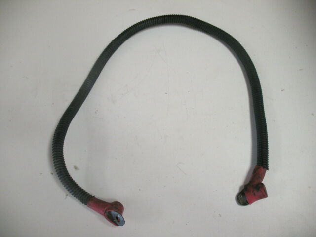 1995 Polaris 400 Xplorer 4x4 Oem Positive Battery Ground Cable Wire Line