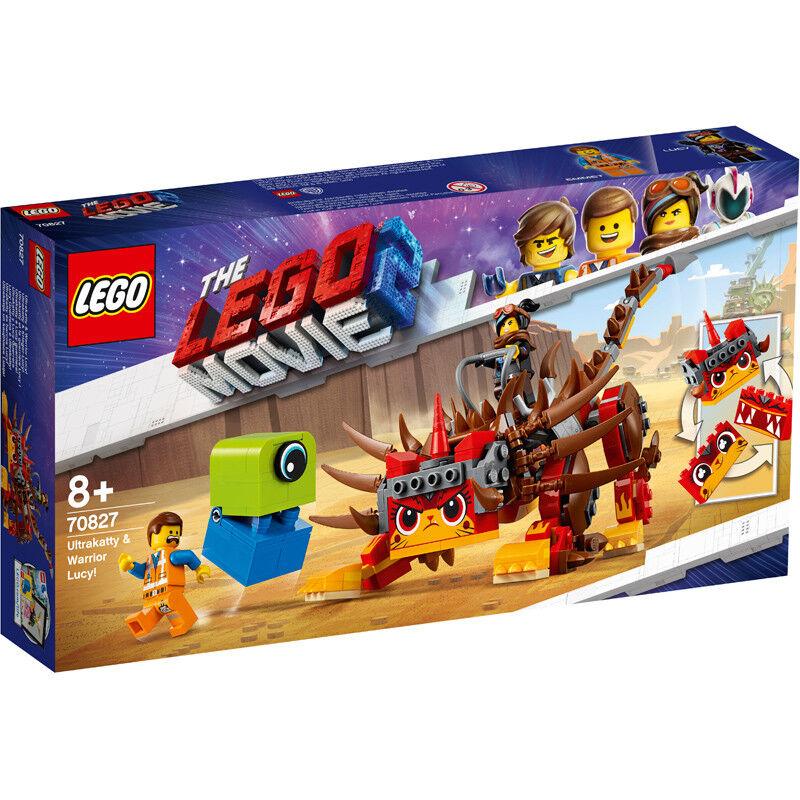 Lego The Lego Movie Movie Movie 2 Ultrakatty & Warrior Lucy  - 70827 - NEW d1efd2