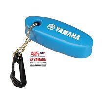 YAMAHA OEM Marine Floating Key Chain MAR-KEYCH-AI-NC Vinyl Covered Foam w Logo