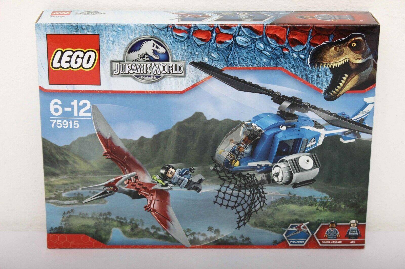 Lego Jurassic World Set 75915-1 dinosaurios capturar-totalmente Nuevo Caja Sellada
