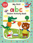 My First ABC Sticker Activity Book by Scholastic (Paperback, 2015)