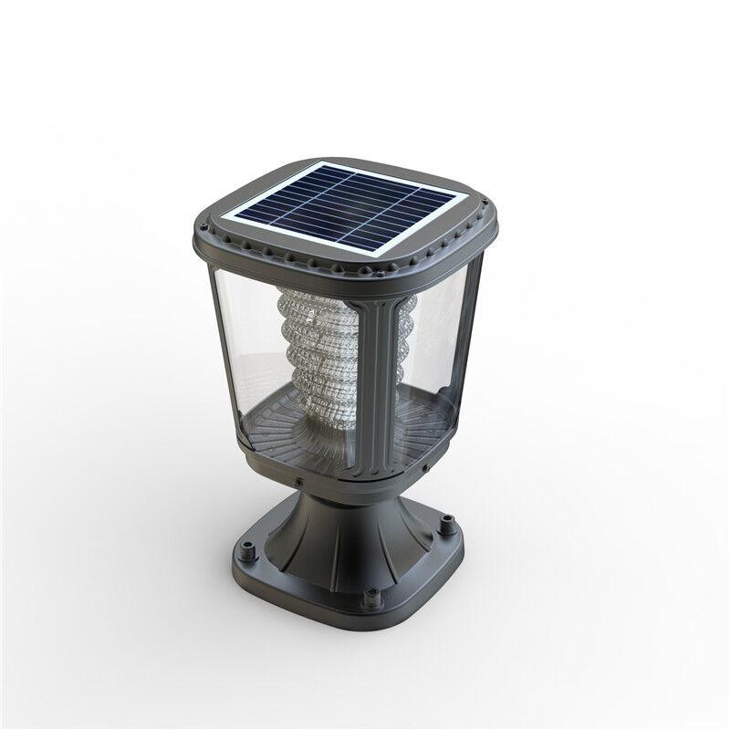 Lampada da esterno a led a energia solare lampioncino lampione solare led faro