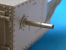 LionMarc 10052 1/35 Front Portion of Lewis MG Barrels Cooling Shroud (3 pcs/Set)