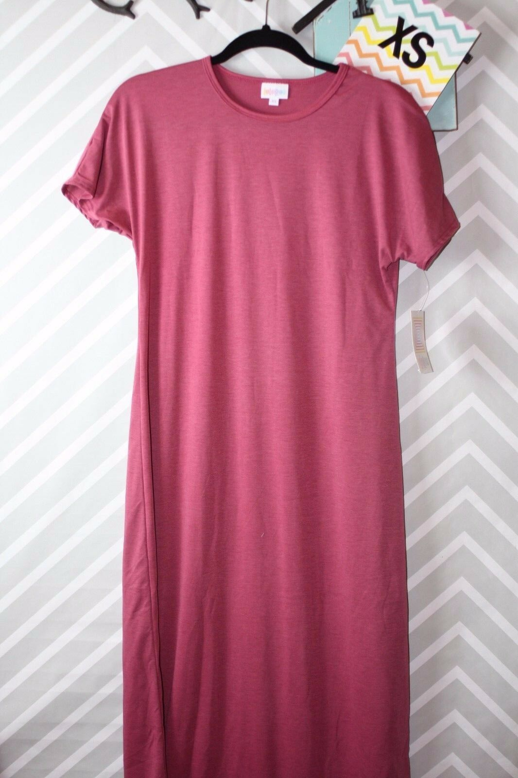 Lularoe Maria Maxi Dress NWT Size XS
