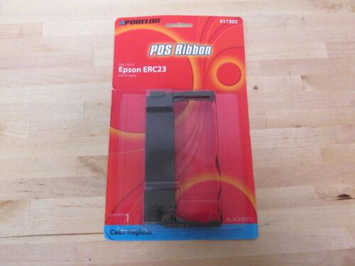 Porelon 11302 ERC23 Pos Ribbon 1 Pack Brand New