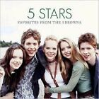5 Stars: Favorites from the 5 Browns (CD, Sep-2008, RCA)