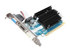 SAPPHIRE Radeon HD 6450 1GB 64-bit DDR3 PCI Express 2.1 x16 HDCP Ready  Video Ca