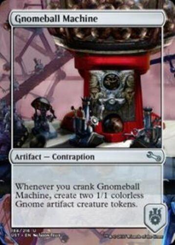 MTG Unstable GNOMEBALL MACHINE x4 Magic the Gathering MINT