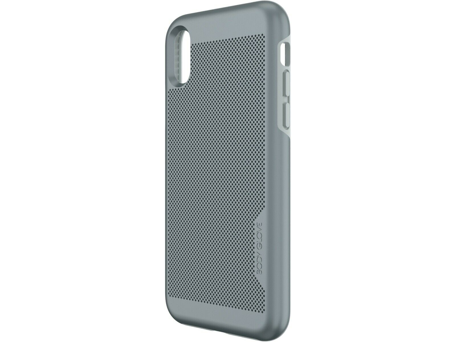 official photos bb7bb 36f3c Original Body Glove Mirage Series -case for Apple iPhone X Silver