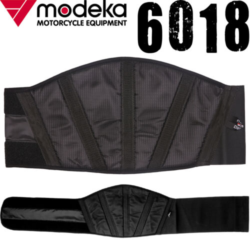 XXL Modeka cintura renale 6018 permeabili all/'aria supporto rinforzi VELCRO TG