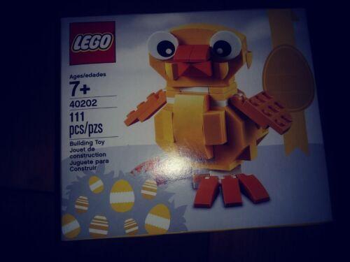 LEGO Seasonal Holiday #40202 EASTER CHICK 111 pcs NEW sealed