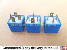 Jcb Backhoe Relay Blue Set Of 3 Pcs Part No 71609500