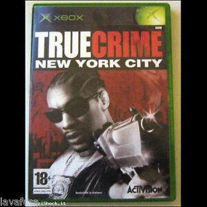 True-Crime-New-York-City-GIOCO-GAME-XBOX-PAL-IT-NO-360