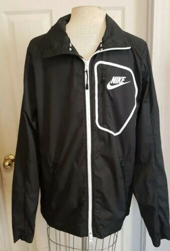 cortavientos entrenamiento para Nike Chaqueta nieve peque capucha a con lluvia cortavientos hombre para deportivo AwPqzYwUx