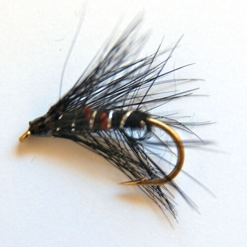32 Traditional Irish /& Welsh Trout Wet  Fishing Flies by Dragonflies