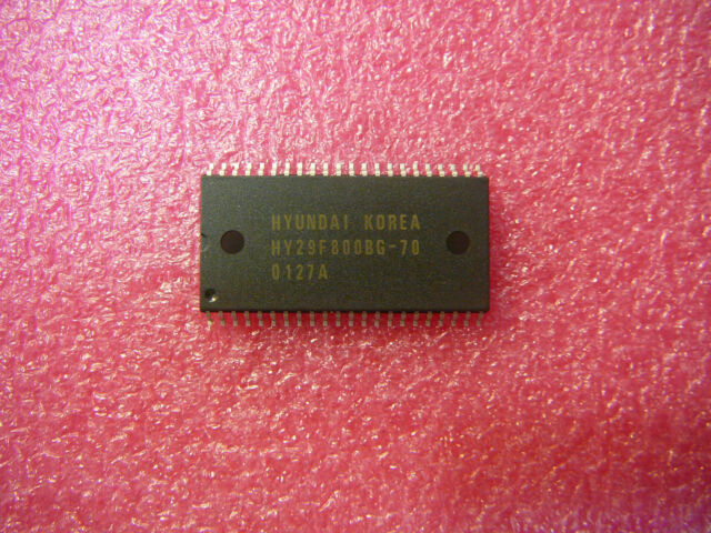 5V Flash Memory IC  **NEW** 1MX8 HYUNDAI HY29F080T-90 8 Megabit