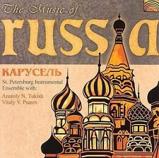 The Music of Russia: Carousel, New Music