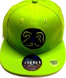 e4c3ac3af40 NWT NIKE Air Jordan Jumpman Toddler Boy s Cap 4 7 Stretch Fit