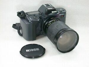 Ricoh-XR-X-35mm-SLR-Camera-Rikenon-P-28-135mm-F4-5-4-Zoom-Lens-No-25189640