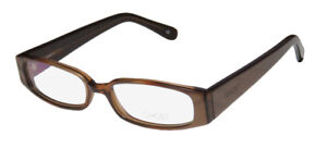 9e3171fab088 Details about NEW GHOST MIMOSA PLASTIC TEMPLES FASHIONABLE HIP EYEGLASS  FRAME GLASSES EYEWEAR