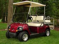 Yamaha Golf Cart G14 G16 G19 Tinted Fold Down Acrylic Windshield 1995-2003
