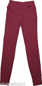 Nike Legendary Tights Pink DriFit Leggins Laufhose Gr XS NEU Rosa Sporthose
