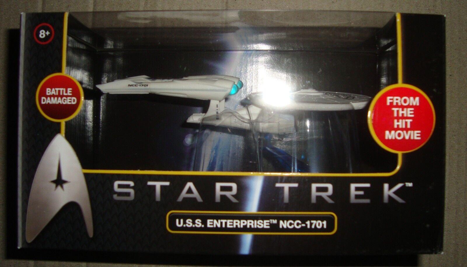 HUVUDHUS stjärna TREK U.S.ENTERPRISE NCC -1701 slåss DAGAD HIT MOVEL MATEL
