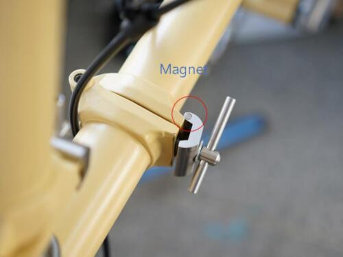 light weight clamps for brompton nov easy shell Clamps