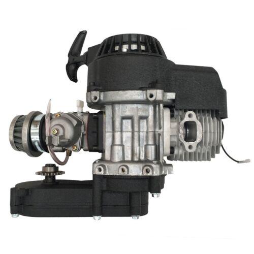 47cc 49CC Engine Gear Box Chain for Apollo Pocket Bike Mini Dirt Bike Throttle C