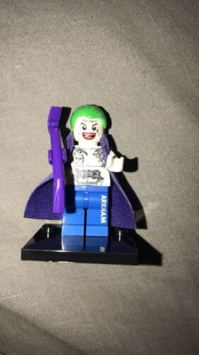 Unbranded Suicide Squad Joker Mini Figure